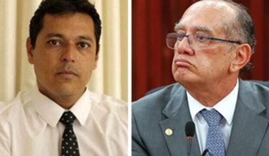 Em carta, presidente de entidade de juízes acusa Gilmar de fazer política