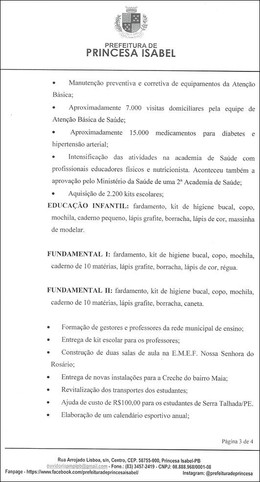 Balanço 3