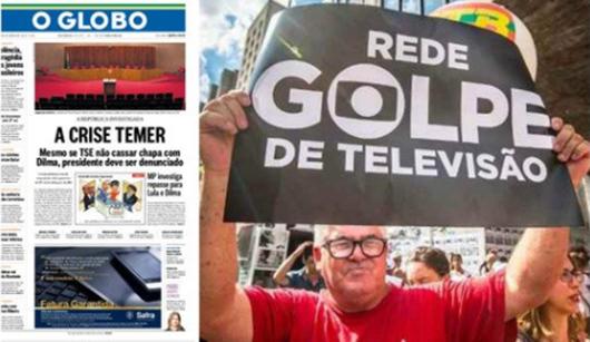 Globo descobre que o nome da crise é Michel Temer