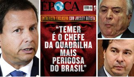 OAB volta a pedir saída de Temer e critica cinismo de Rodrigo Maia