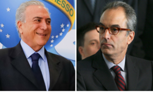 Globo vai transmitir ao vivo votação contra Temer