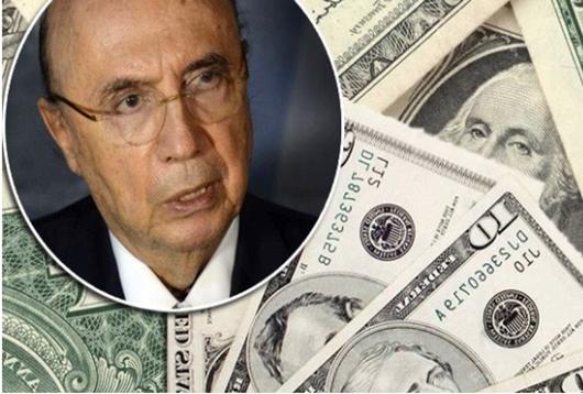 Meirelles ganhou R$ 217 milhões em 2016 e mantinha sua fortuna fora do país