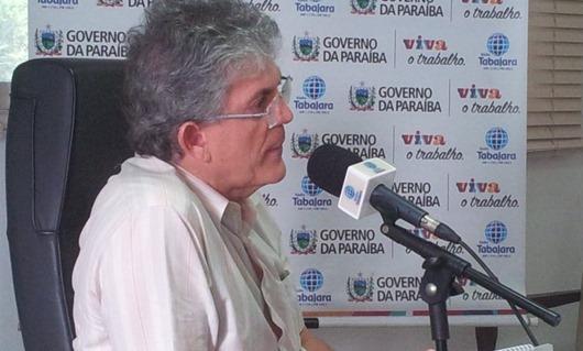 Ricardo Coutinho_Fala Governador