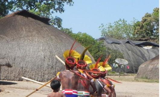 Temer prometeu a ruralistas estrada que atinge o Parque do Xingu