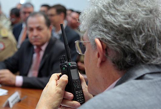 Ricardo anuncia ações para reforçar segurança pública na área de Campina Grande