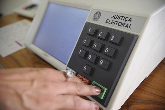 urna eleitoral_imagem da Agência Brasil