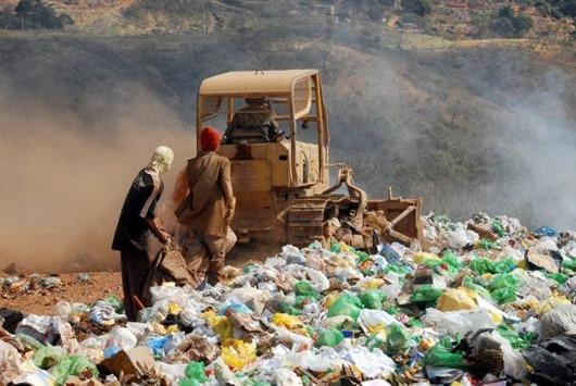 resíduos ólidos-Foto de Arquivo da Agência Brasil