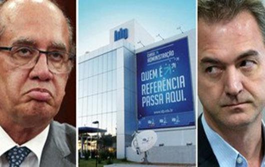 Instituto de Gilmar Mendes recebeu R$ 2,1 mi em patrocínios da JBS_Brasil 247
