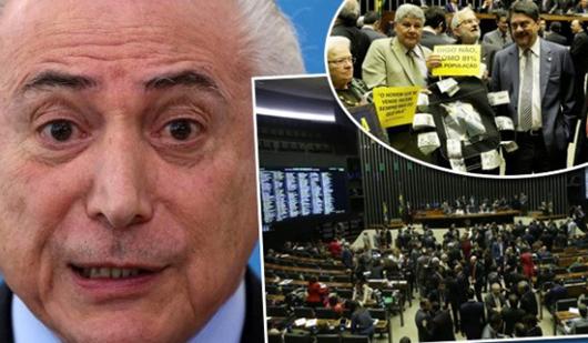 Brasil_ranking_percepção da corrupção