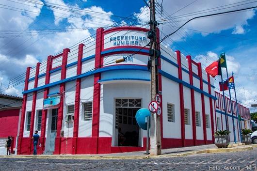 Resultado de imagem para FOTO ATUALIZADA DA PREFEITURA DE PRINCESA ISABEL