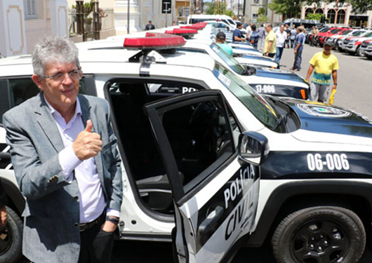 Ricardo_investimento_segurança pública