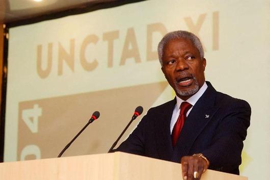 Kofi Annan-Arquivo Agência Brasil