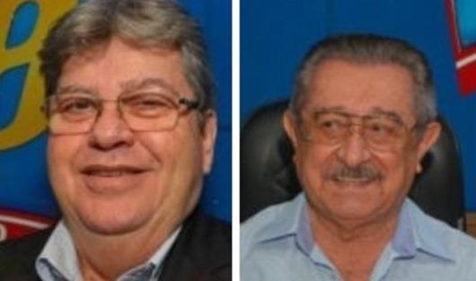 João e Maranhão aparecem empatados tecnicamente na pesquisa Consult; confira os números