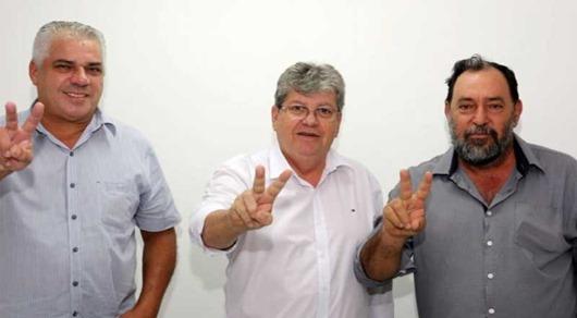 prefeito Nel_apoio a João Azevêdo