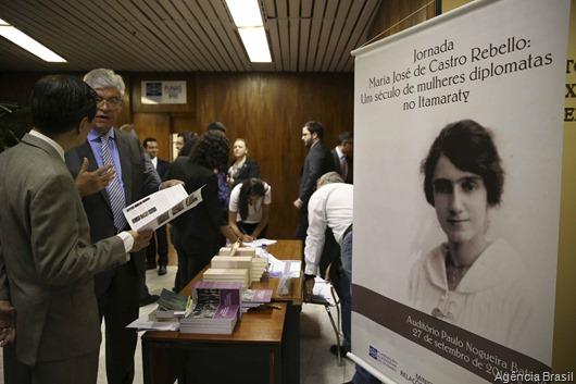Maria José de Castro Rebello Mendes-Agência Brasil