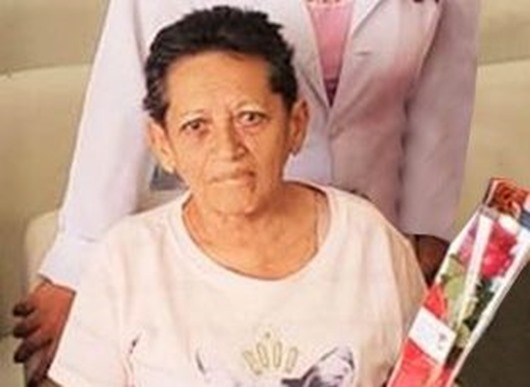 Marli Alves da Silva_alta_Hospital do Bem