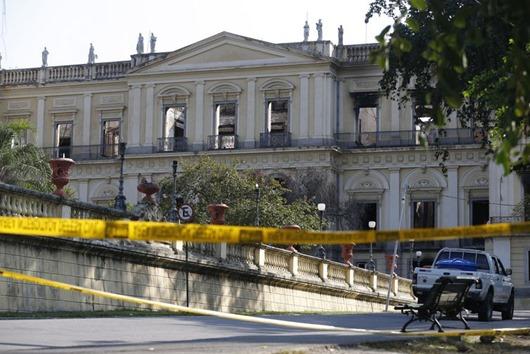 Museu Nacional do Rio de Janeiro-Agência Brasil