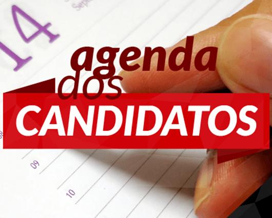 agenda-candidatos a governador da PB
