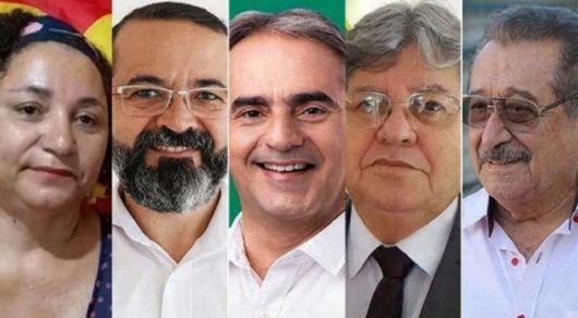agenda_candidatos_Governo da PB