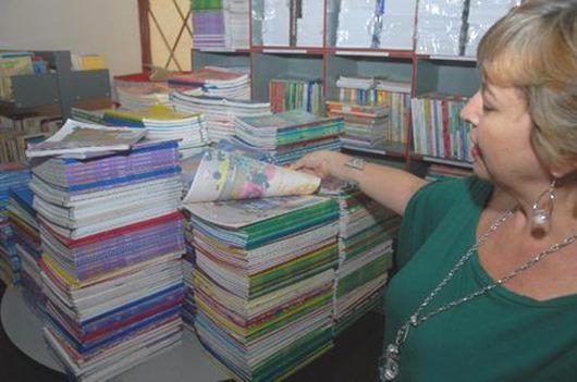 livros_Arquivo Agência Brasil