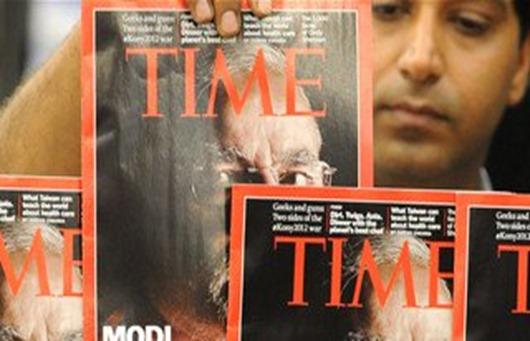 venda_revista Time