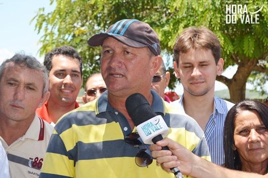 vice-prefeito Flávio Roberto-apoio a João Azevêdo