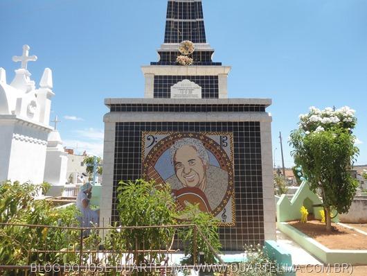 Cemitério Campo Santo-Princesa Isabel