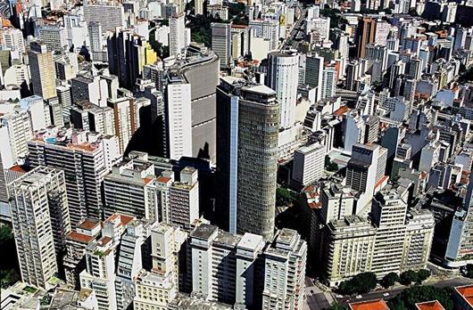 Centro de São Paulo-Arquivo Agência Brasil