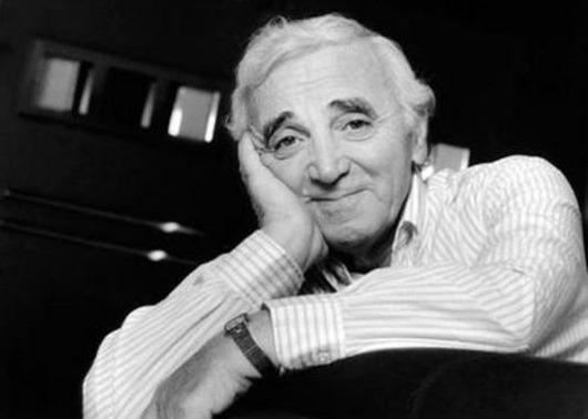 Charles Aznavour-Divulgação