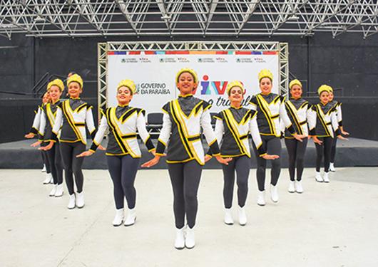 Copa de Bandas Marciais_Rede Estadual de Ensino