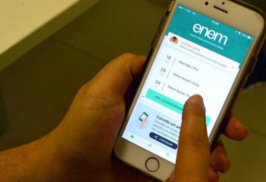 Inscritos no Enem podem checar local de provas a partir de hoje