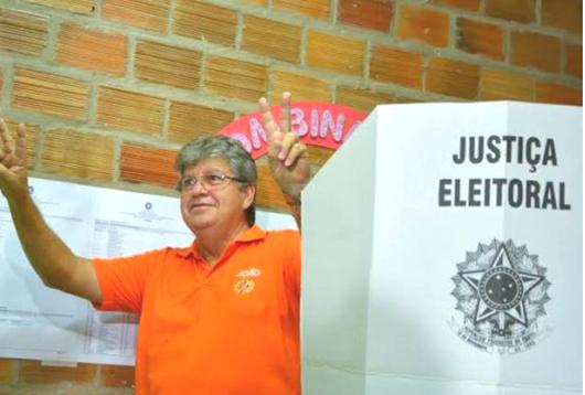 João Azevêdo_garantia da Democracia com Haddad