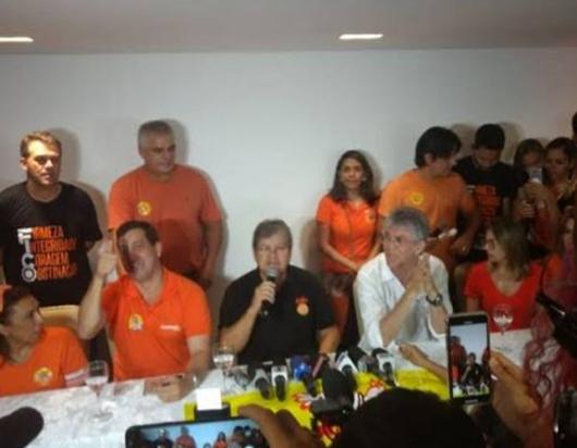 João Azevêdo_vitória da mudança sobre a velha política