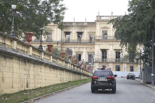 Museu Nacional-Foto de Tânia Rêgo-Agência Brasil
