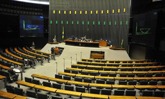 Plenário da Câmara-EBC