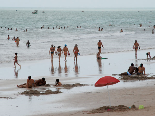 Praia do Bessoa-Secom-PB
