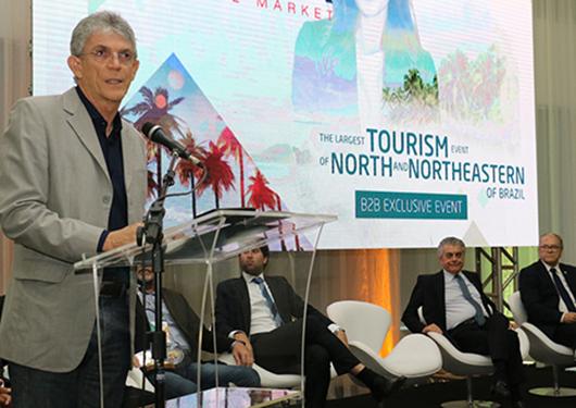 Ricardo Coutinho_Abertura do 8º Festival de Turismo