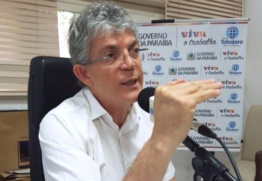 Ricardo Coutinho_processo contra a TV Globo