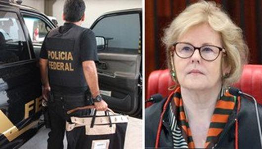 TSE_investigação_ameaça a Rosa Weber