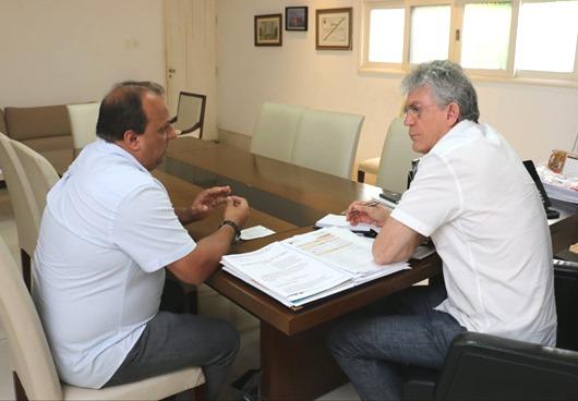 audiência_Ricardo Pereira e Ricardo Coutinho