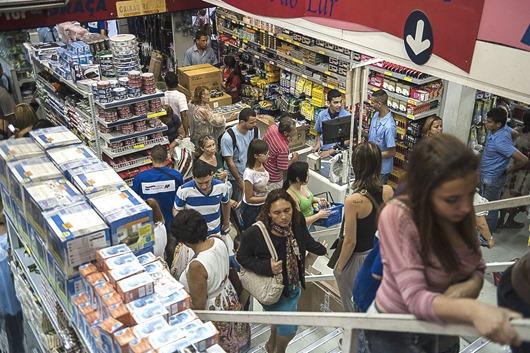 comércio-Arquivo Agência Brasil