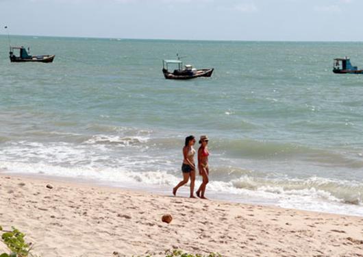 litoral paraibano_Foto da Secom-PB