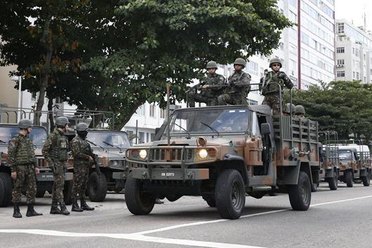 tropas federais_Arquivo Agência Brasil