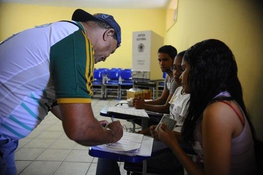 votação-Arquivo Agência Brasil