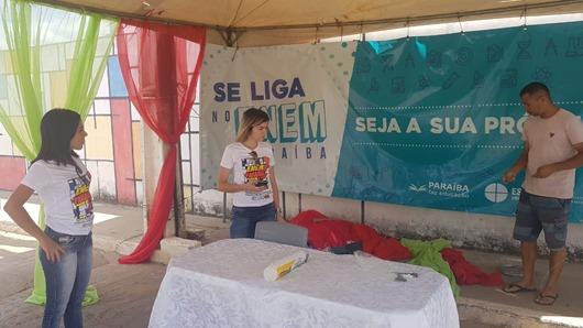 14ª GRE de Princesa Isabel-Enem 2018-3