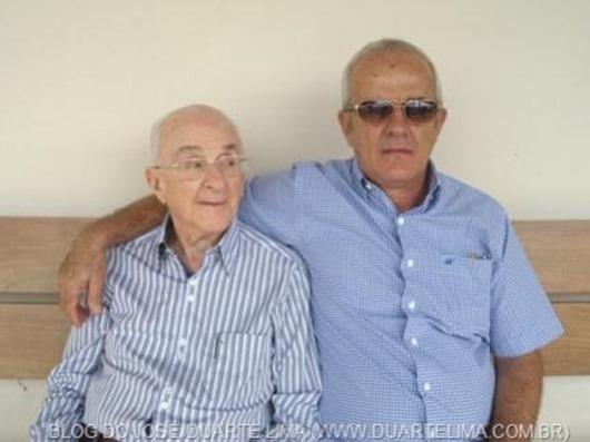 Aloysio e José Pereira Lima Neto