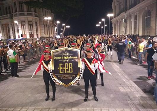 Bandas Marciais da Rede Estadual de Educação_ conquistas_Campeonato Nacional de Bandas e Fanfarras