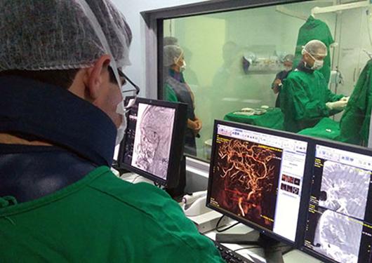 Centro de Imagem-Hospital Metropolitano