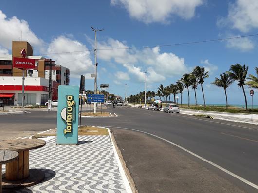 Governador Ricardo-entrega-rodovias litorâneas