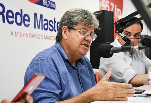 João Azevêdo-entrrevista